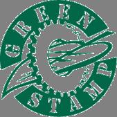 green stamp